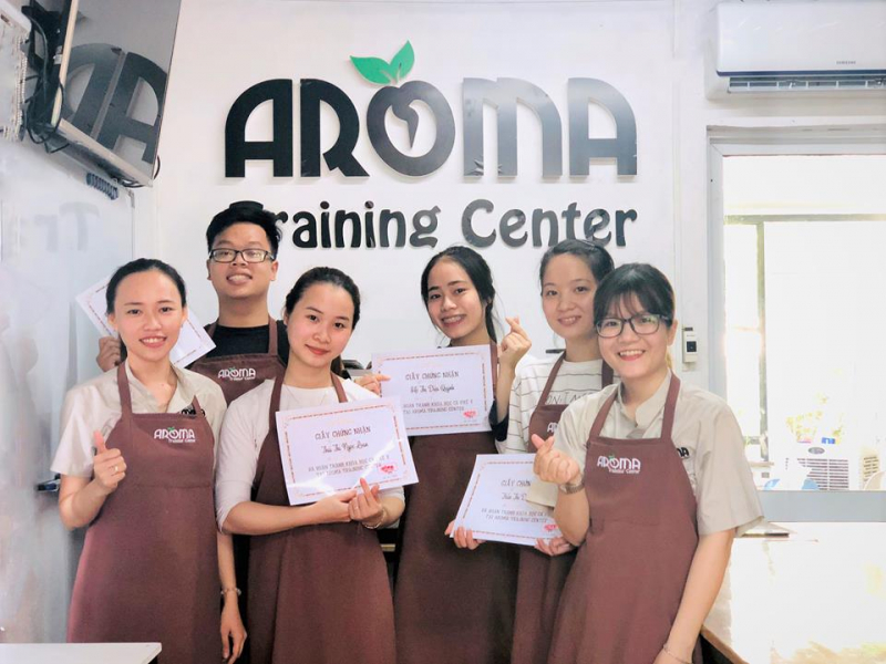 AROMA Training Center