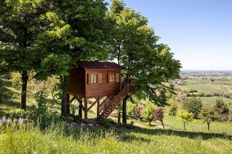 Aromantica Casa Sull Albero