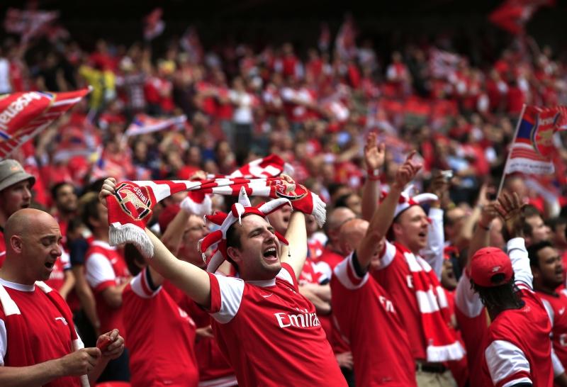Cổ động viên của Arsenal