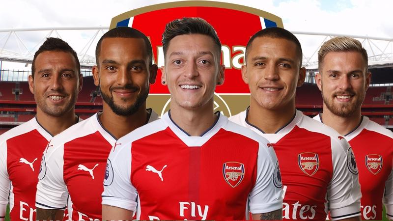 Các cầu thủ Arsenal thường gặp khúc mắc trong vấn đề gia hạn hợp đồng