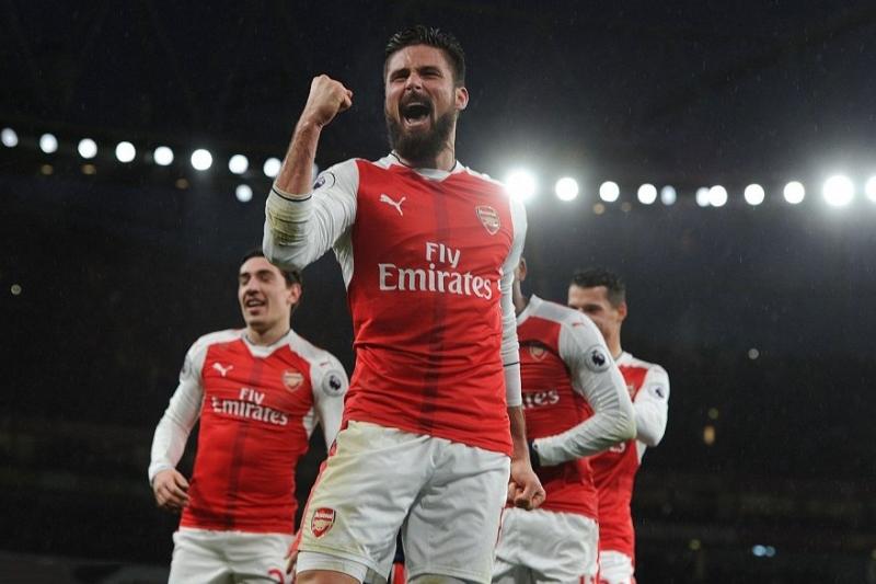 Arsenal đang ở vị trí thứ 4 quen thuộc