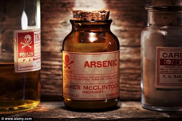 Chất độc Arsenic