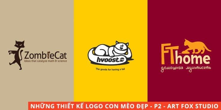 Một số logo do Art Fox Studio thiết kế