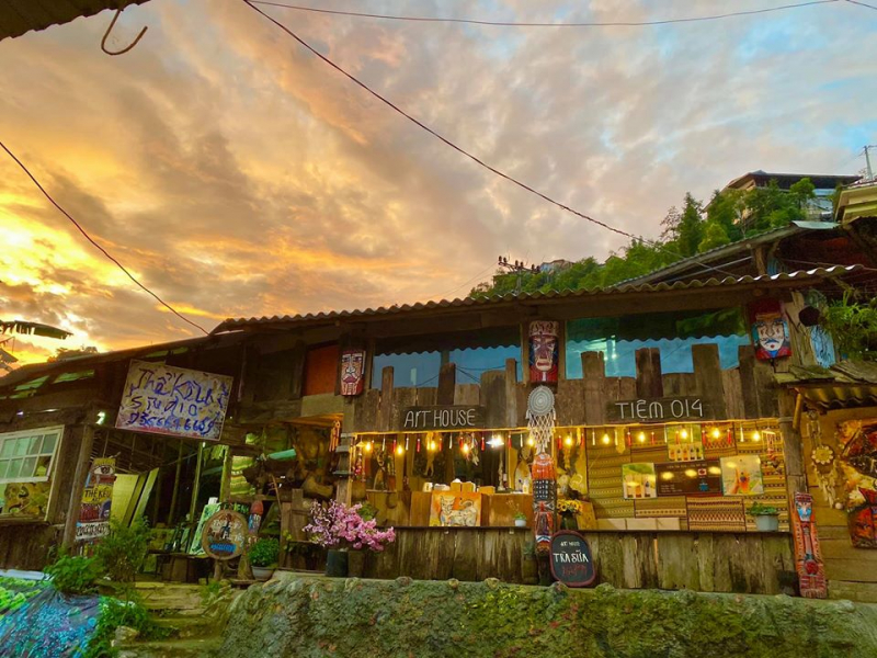 Art House SaPa - Catcat Village
