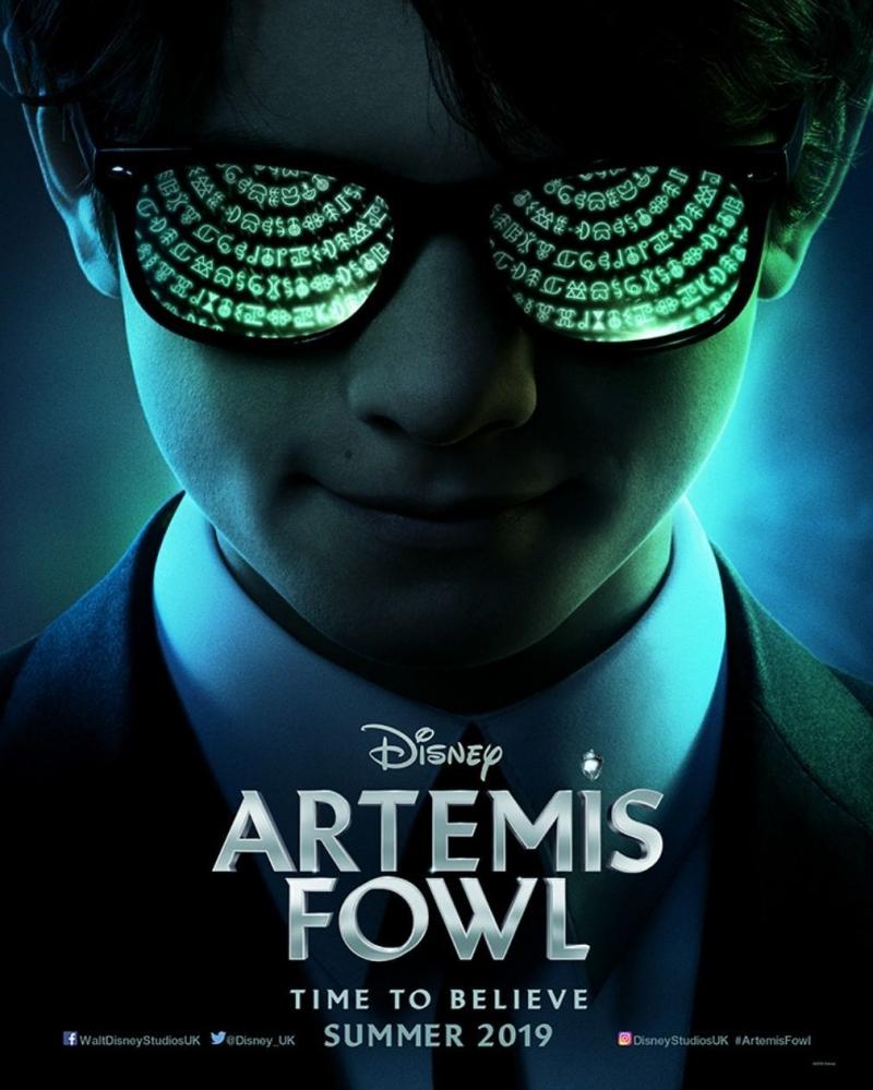 Artemis Fowl sẽ mang đến câu chuyện về một thiên tài tội phạm 12 tuổi tên Artemis Fowl II