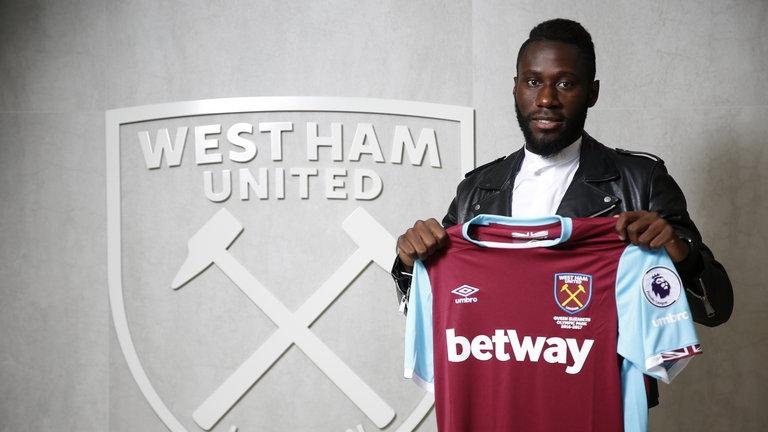 Arthur Masuaku ra mắt West Ham