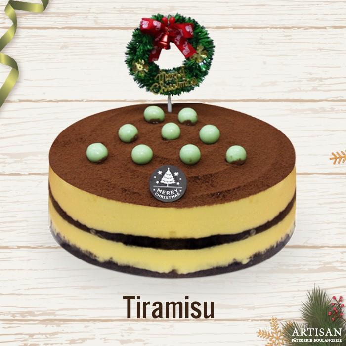 Tiramisu cỡ lớn tại Artisan