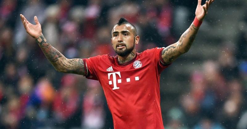 Vidal ngày càng quan trọng trong lối chơi của Bayern