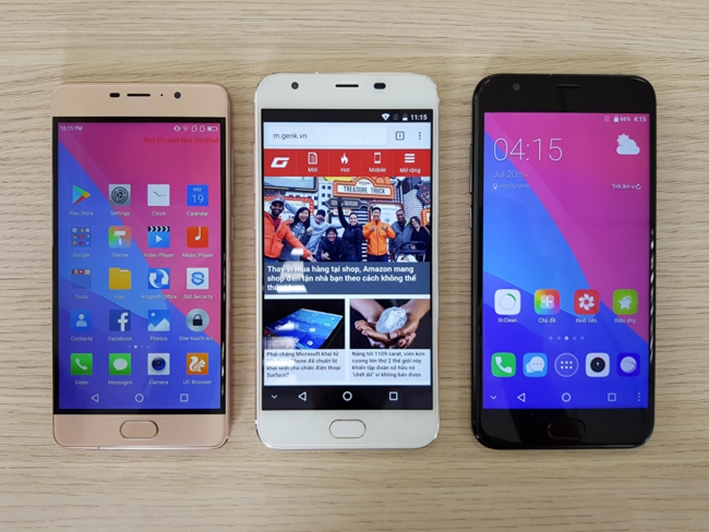 Asanzo là thương hiệu điện thoại tiếp theo lấn sân kinh doanh smartphone.