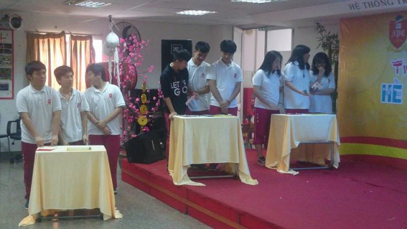 Asia Pacific College - APC (Hệ thống trường Quốc tế Châu Á Thái Bình Dương)