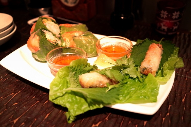 Món ăn Asian Newyork