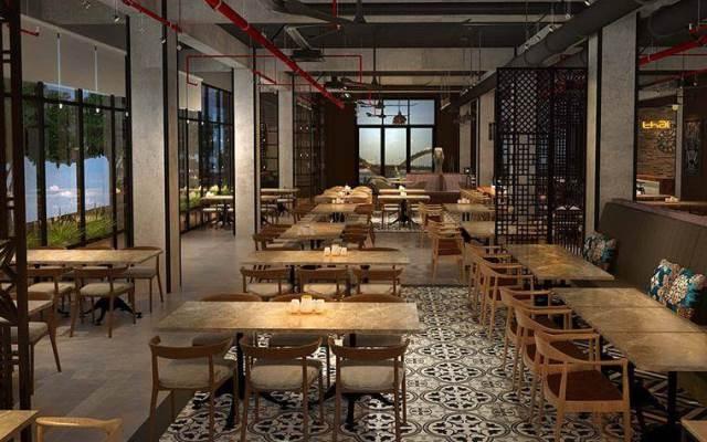 Không gian trầm ấm, thân mật ở Asiana Bistro & Restaurant