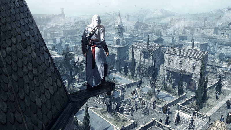 Giao diện Game Assassin's Creed