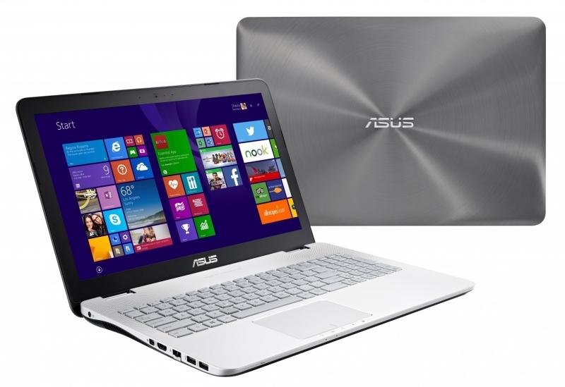 Laptop Asus có thời lượng pin tốt