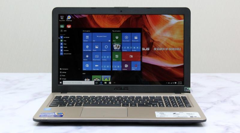 Asus A540LA i3 5005U là chiếc laptop phù hợp với học sinh, sinh viên.