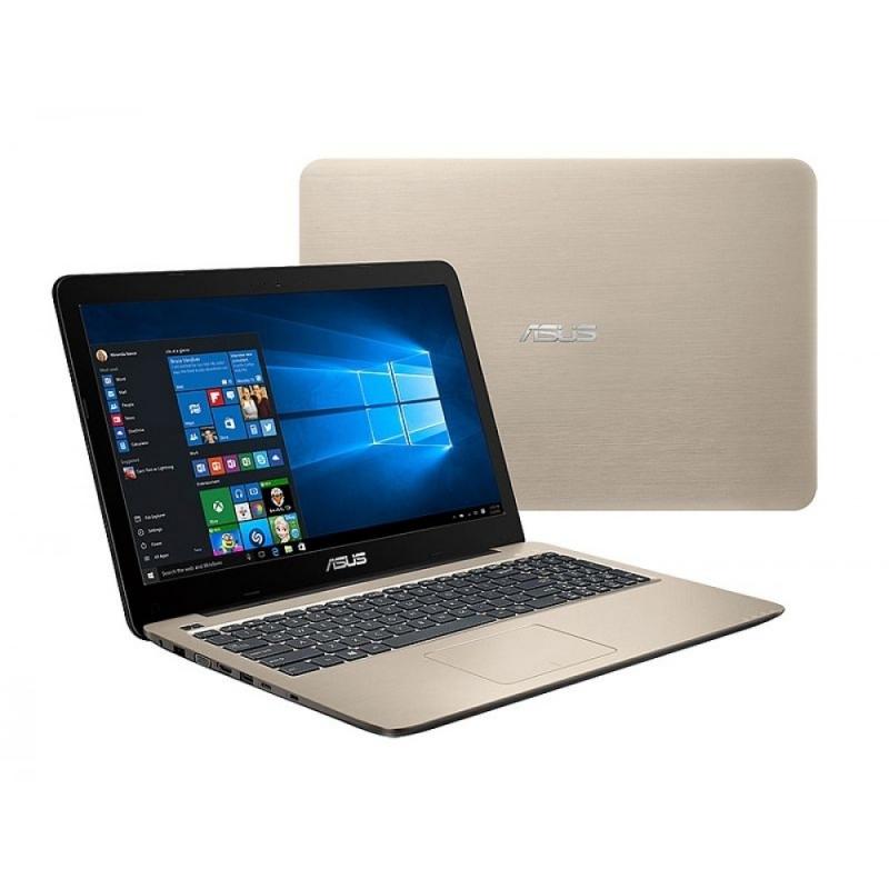 Chiếc laptop Asus A556UF i5 6200U với thiết kế vô cùng sang trọng