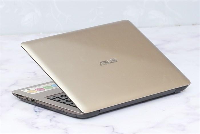 Thiết kế sang trọng của chiếc laptop Asus X441UA i5 6200U