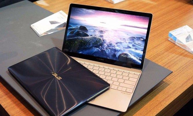 Asus ZenBook 3 UX390UA sẽ làm bạn choáng ngợp ngay cái nhìn đầu tiên