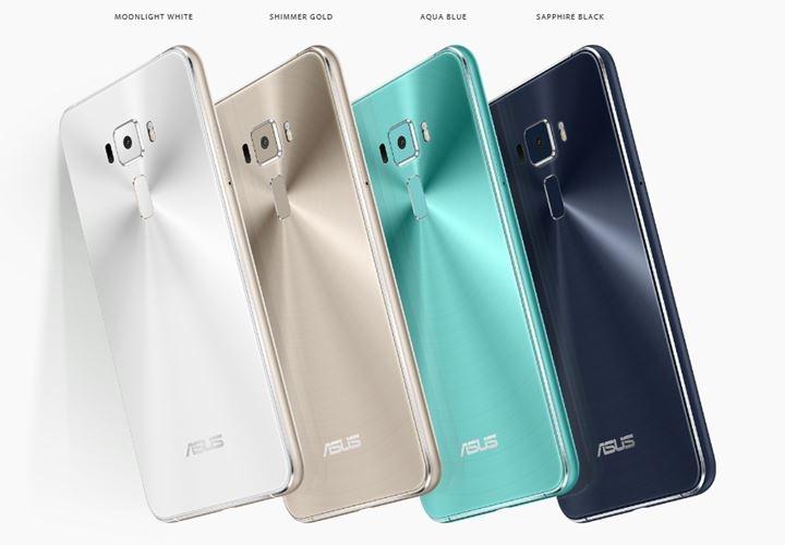 Zenfone 3 5,2 inch - thời thượng, sang trọng, giá tốt