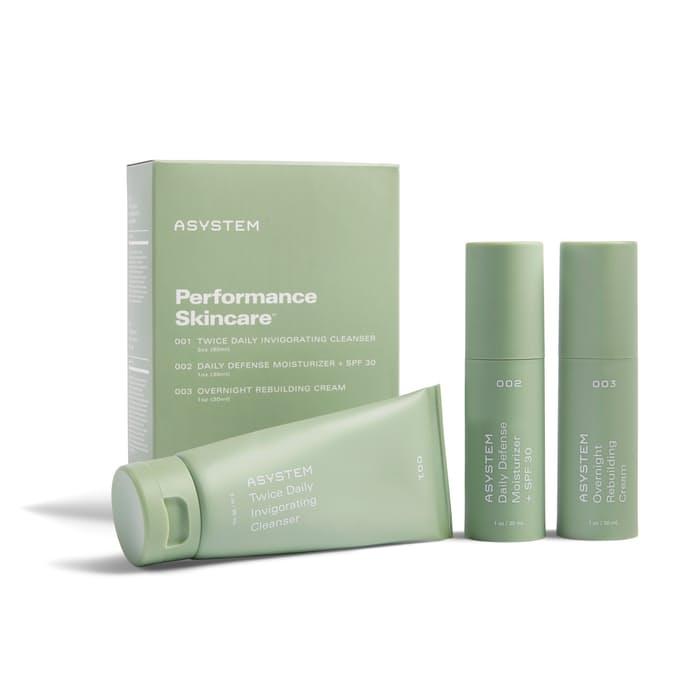 Asystem Performance Skincare Set