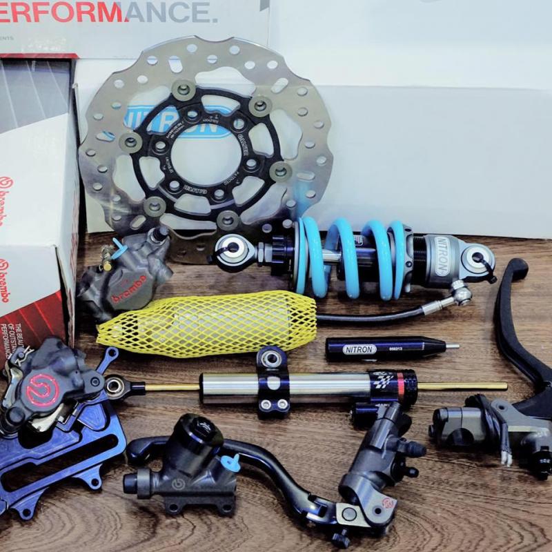 Cửa hàng đồ chơi xe máy ATC