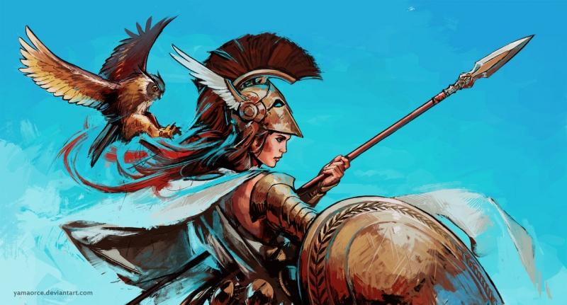 Nữ thần Athena