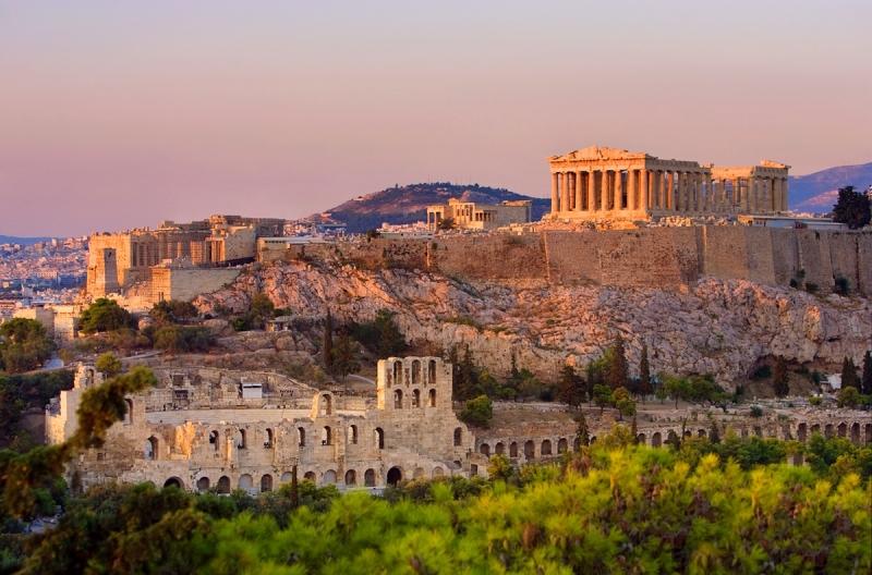 Athens - Hy Lạp