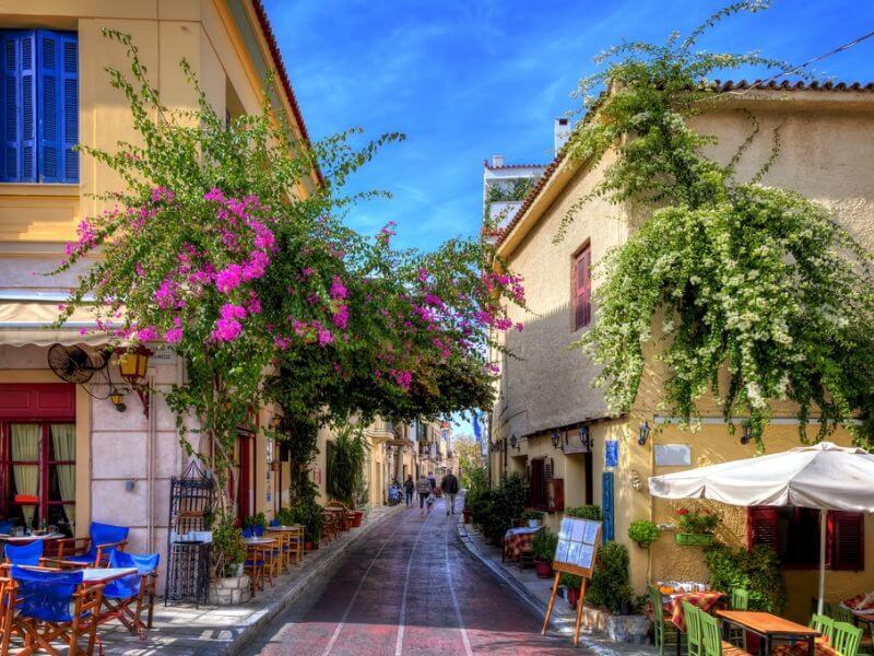 Vẻ đẹp của Athens