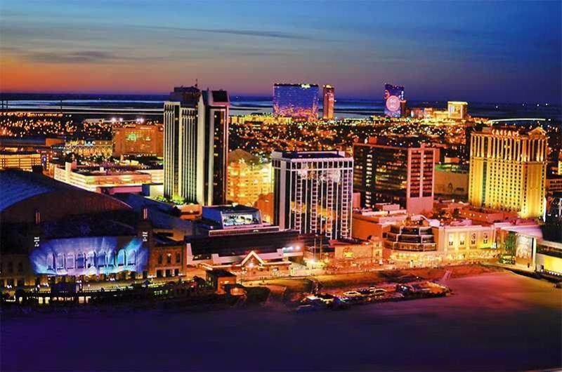 Vẻ đẹp của thành phố Atlantic