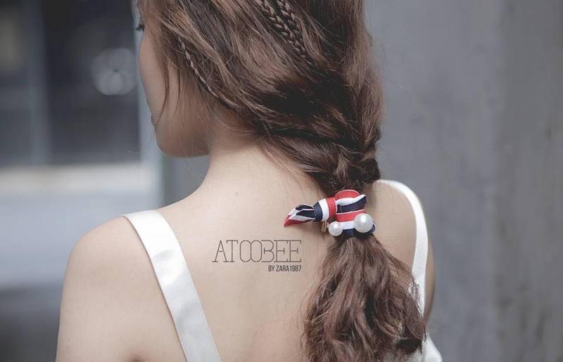 Một mẫu dây cột tóc đặc biệt của Atoobee By Zara1987 - Accessories