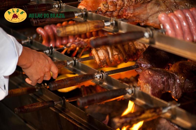 Các món thịt nướng Brazil