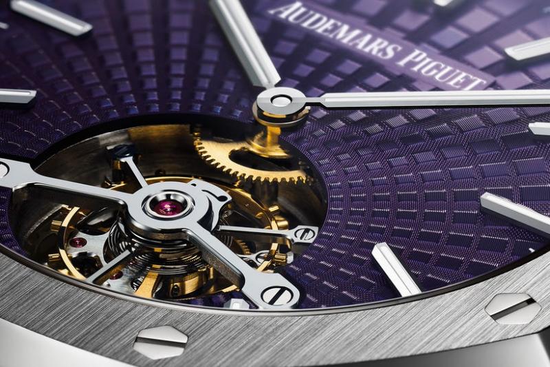 Một mẫu đồng hồ của Audemars Piguet