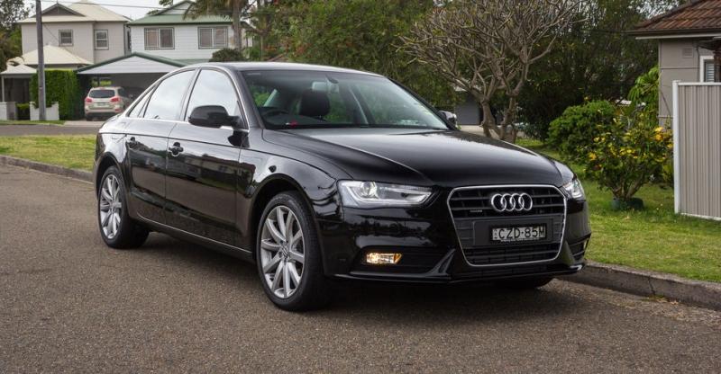 Audi A4 - sedan hạng sang cỡ nhỏ