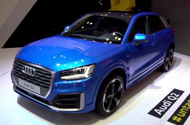 Audi Q2 có giá tương đối mềm