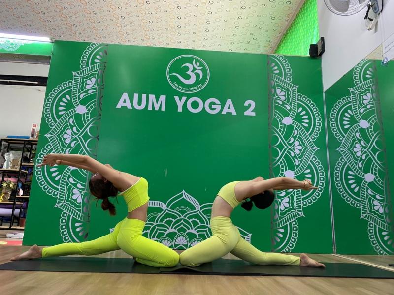 Aum Yoga Cần Thơ