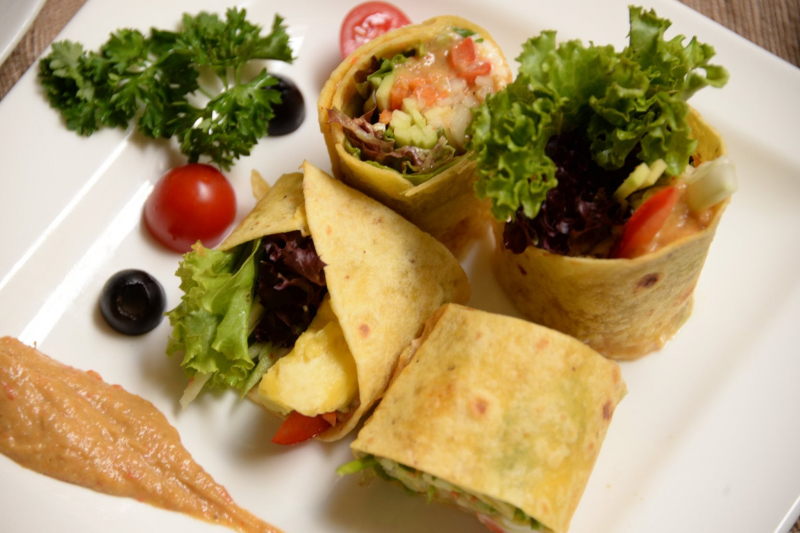 Aummee- Ẩm thực chay