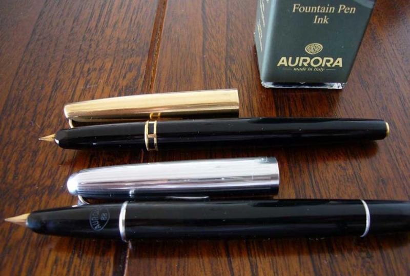 Bút của hãng Aurora
