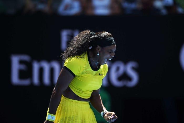 Serena Wiliam tại Australia Open