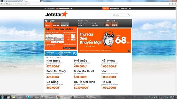 Auto Flight Booking còn có thể sử dụng cả trên trình duyệt