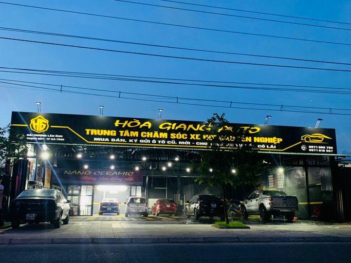 Auto Hòa Giang