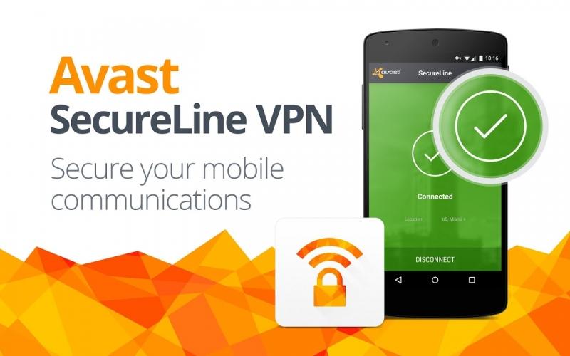 Avast SecureLine không phải là phần mềm miễn phí