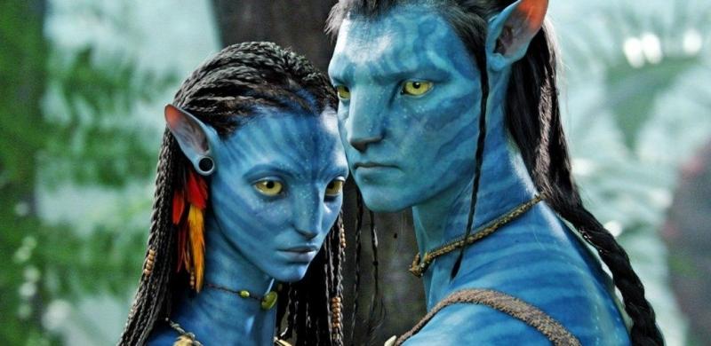 Cảnh phim Avatar