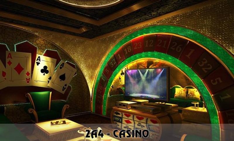 Phong cách Casino mới lạ