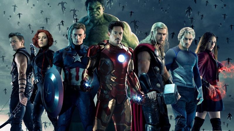 Avengers: Age of Ultron (2015) là câu chuyện về các siêu anh hùng