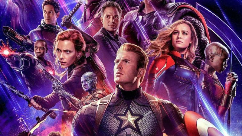 Avengers: End Game (Avengers: Hồi Kết) (2019): hơn 2,797 tỷ USD