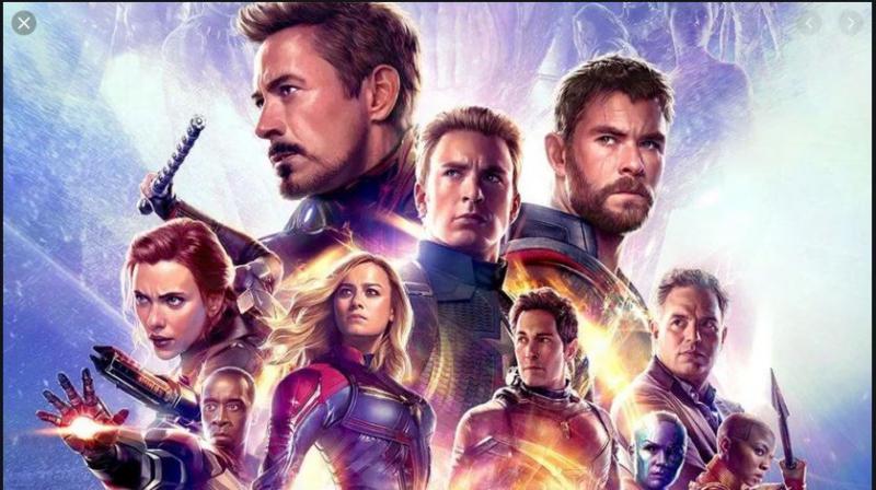 Avengers: Endgame - Doanh thu 2,76 tỷ USD