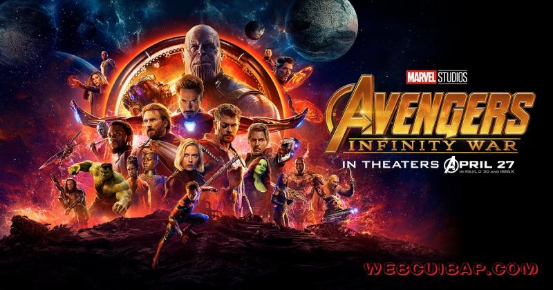 Avengers: Infinity War (Avengers: Cuộc Chiến Vô Cực) (2018)