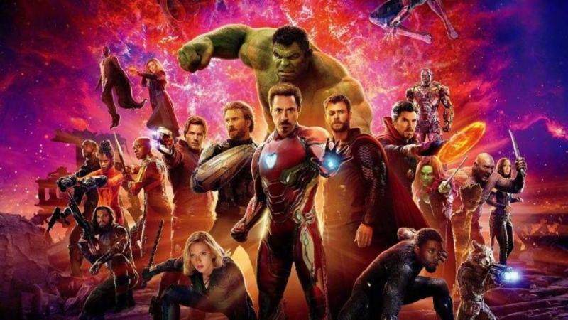 Avengers: Infinity War (Cuộc chiến vô cực