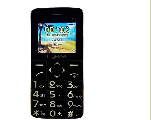 Avio Flybee G1 - Chiếc điện thoại cho người già phù hợp nhất