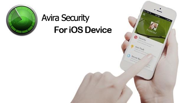 Phần mềm Avira Mobile Security là công cụ rất dễ sử dụng
